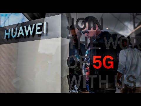Trump delegation warns UK it would be 'madness' to use Huawei in 5G networks