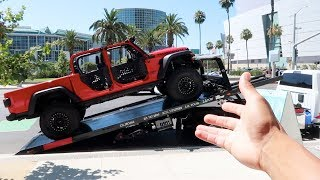 TAKING DELIVERY OF MY NEW JEEP GLADIATOR W/ DDE & ALEX CHOI