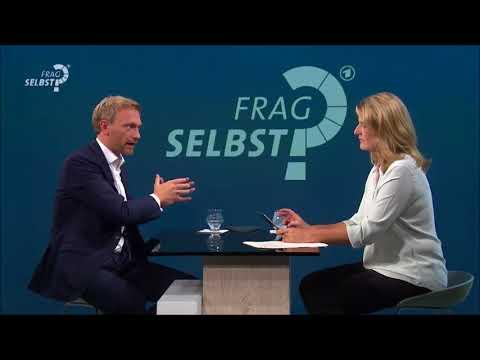 Frag selbst!  Christian Lindner, FDP beantworte am 30. 8. 2017 Fragen im tagesschau Facebook Chat