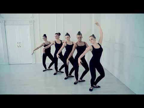 "TWERK choreo โดย Polina Dubkova ""บัลเล่ต์ vs. twerk"" Beyoncé - 7 / ||"