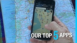 HOW TO PLAN YOUR RV TRIP WITH OUR TOP 5 APPS