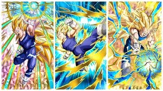 Dokkan awakening ssj3 vegeta & angel ssj vegeta: dragon ball z dokkan battle