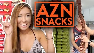 500 LAYERS OF ASIAN SNACKS CHALLENGE