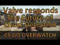 Valve Responds about Spinbots and the Future of Cheat Detection! CS:GO