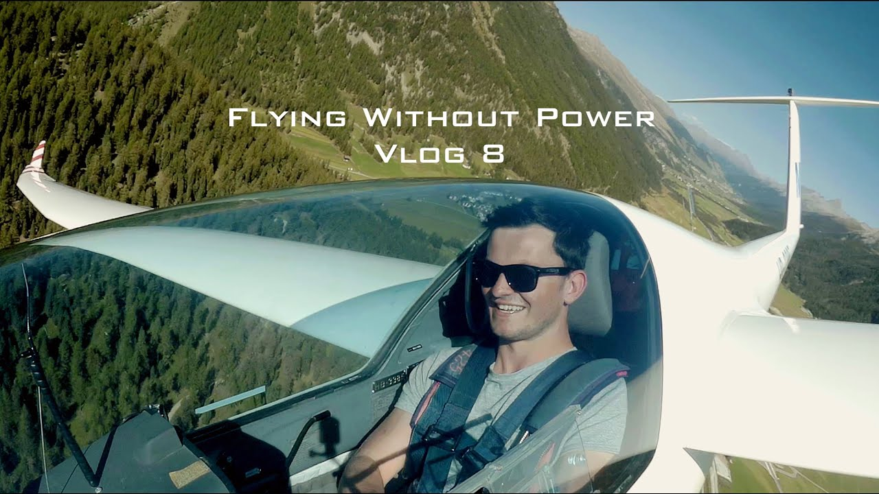 Flying without power | Vlog 8