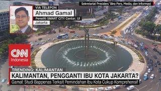 Kalimantan, Pengganti Ibu kota Jakarta?