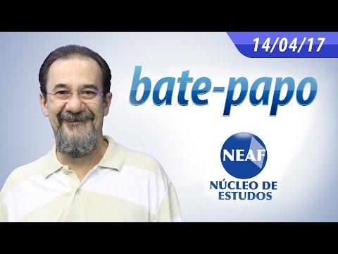 Bate Papo Semanal com o professor Jose Luiz de Morais 14 04 2017