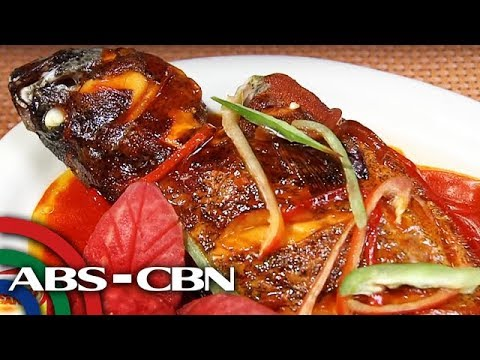 RECIPE: Fish Escabeche | UKG