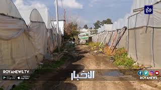 فلسطينيون يواجهون المخطط الاحتلالي للاستيلاء على أرضهم - (16-3-2018)