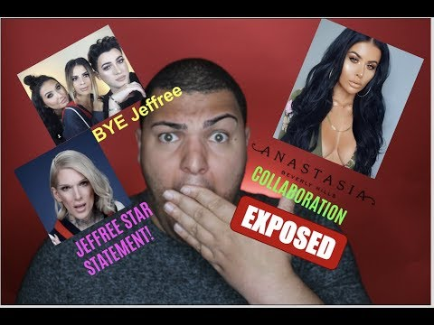 MANNYMUA & LAURA LEE DROP JEFFREE STAR FOR JACLYN HILL? ABH COLLAB LEAKED...