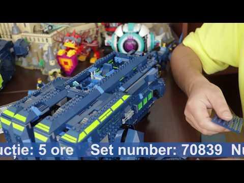 LEGO MOVIE 2 70839 Rexcelsior! Speedbuild