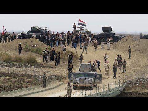 ستديو الآن 19-10-2016 القوات العراقية تقترب من الموصل