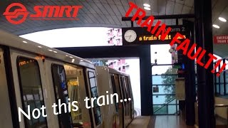 [SMRT][Train fault] No train service on BPLRT