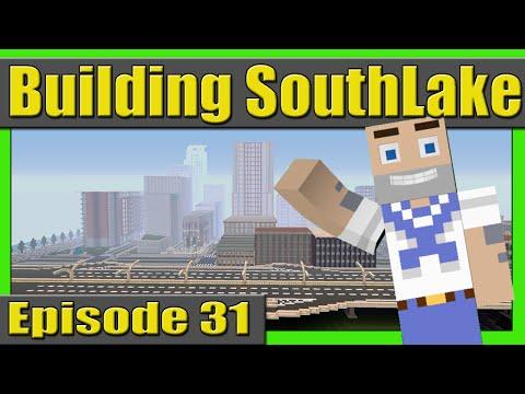 Close to Finishing The Stadium!- Building SouthLake City Episode 31