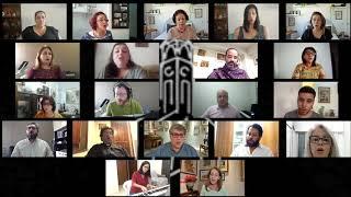 Coro Haydéa Moraes - Se meu povo (online)