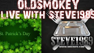 Oldsmokey Saint Paddy's Day 🔴 Live Stream