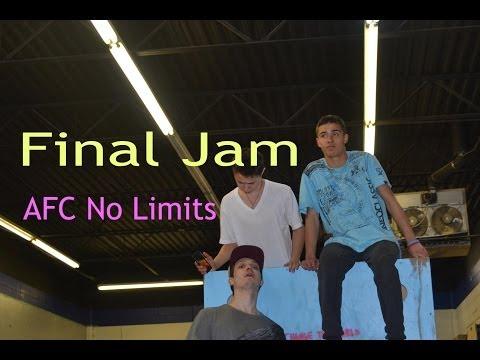 Final Jam at AFC No Limits