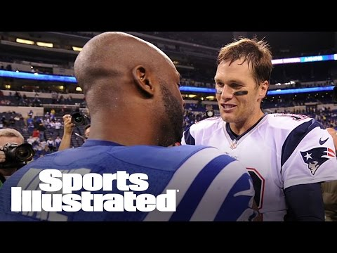 Boomer: Tom Brady Will Elevate Reggie Wayne Like Others Before Him | Sports Illustrated