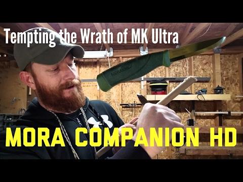 Mora Companion HD - Tempting the Wrath of MK Ultra...