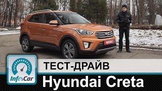 Hyundai Creta   тест драйв InfoCar ua (Крета)