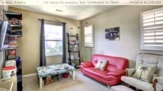 104 Weathervane, Irvine, Ca 92603