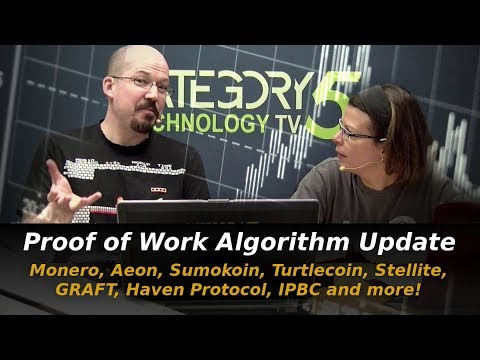 April 2018 Proof of Work Algorithm Update for Monero, Aeon, Sumokoin, Turtlecoin, Stellite + More