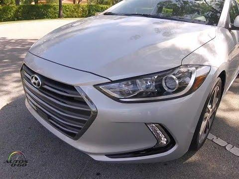 Test Drive Hyundai Elantra Limited 2017 ... Me lo compro Yo digo que s