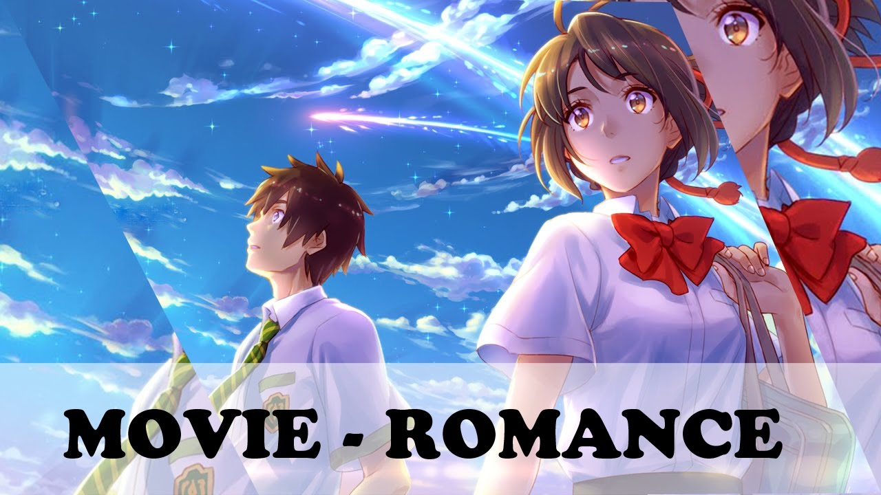 Anime Romance Movie