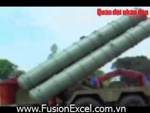 Bộ đội phòng không không quân tập luyện - www.NMP.vn - www.Tianshi.vn.mp4