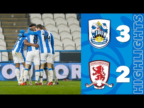Huddersfield Middlesbrough Goals And Highlights
