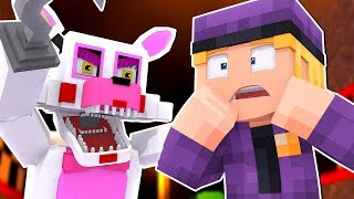 Mangle Attacks!? | Minecraft FNAF Roleplay