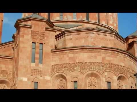 на Олимпийском Храм Армянский