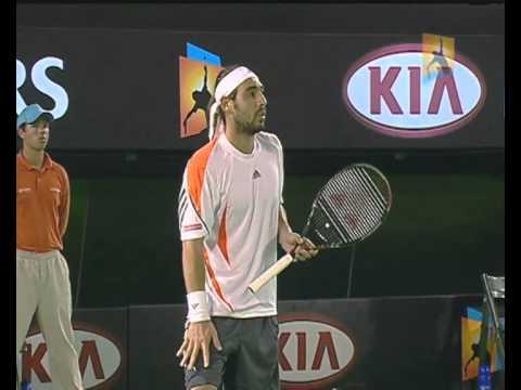 Baghdatis v Federer: 2006 Australian Open Men's Final Highlights