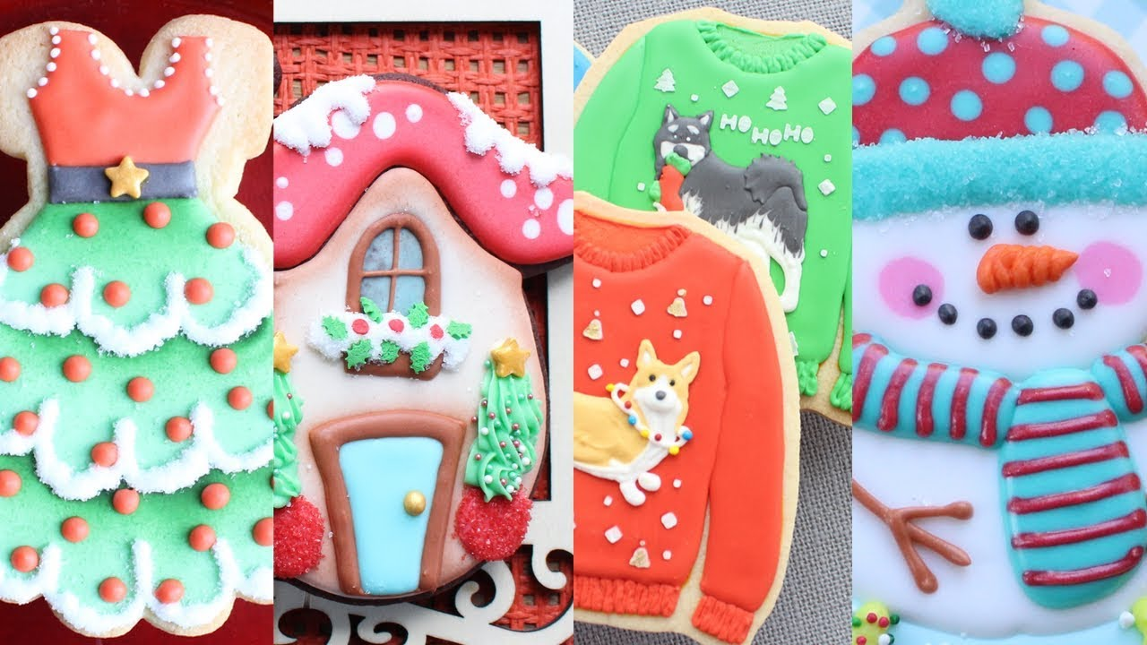 How To Make The Best Sugar Cookies How To Make Royal Icing Christmas Cookies Like A Pro