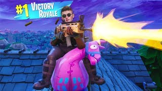 Easy Victory Royale's on Fortnite.. (Infinite Lists Live)
