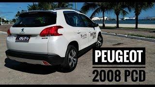 TESTE PEUGEOT 2008: boa opção para PCD