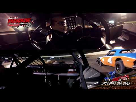 #1 David Marlar - Hobby Stock - 8-24-19 Lake Cumberland Speedway - In-Car Camera