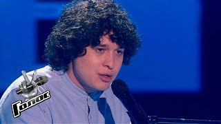 "Anton Tokarev performs ""Leave a Light On"" - Blind Auditions - The Voice Russia - Season 8"