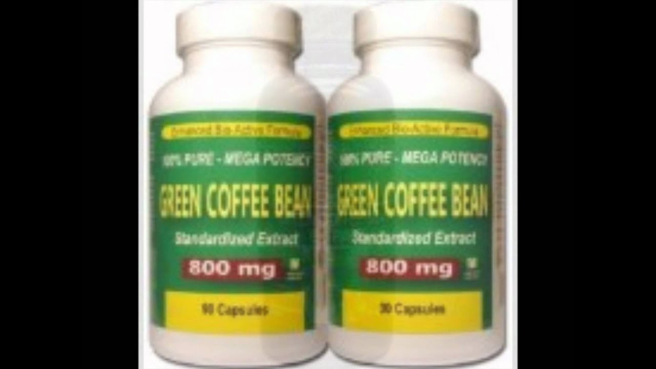 Pure Green Coffee Bean Extract Youtube