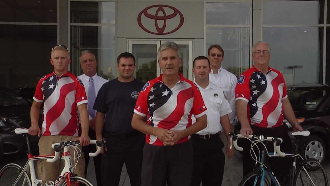 Team Toyota Langhorne Pa Tour De Shour Bike Race Youtube