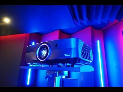 4K UHD + Laser + 3000 lm für 5000€ - wie gut ist der Optoma UHZ65 Heimkino Projektor?