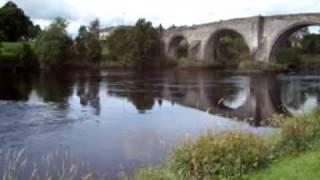 Stirling bridge ,river Forth
