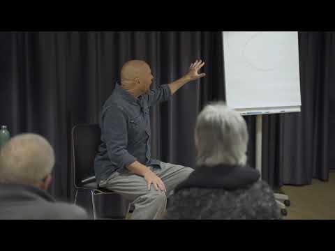 Daoistische Meditationspraxis mit Qigong Lehrer Ron Timm