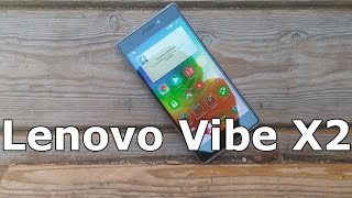Lenovo Vibe X2 Hands on Review [Greek] Thumbnail