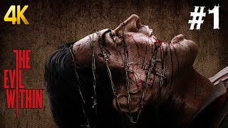 The Evil Within Gameplay Walkthrough Part 1 4K PC Ultra Max Settings 2160p