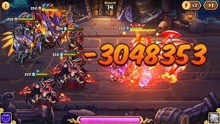 Idle Heroes - Blood Blade 10 Star + Boss Friend