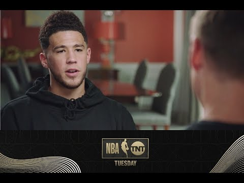 Devin Booker Is The Future Of The Phoenix Suns | NBA On TNT Tuesday