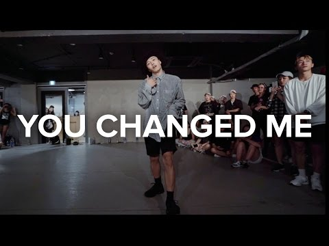 You Changed Me - Jamie Foxx ft. Chris Brown / Junsun Yoo Choreography