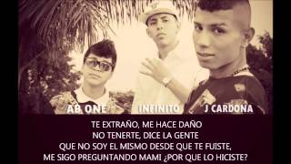 Te extraño - EL AB Ft Infinito & Jey Cardona  (Prod. L Erre On The Beat )