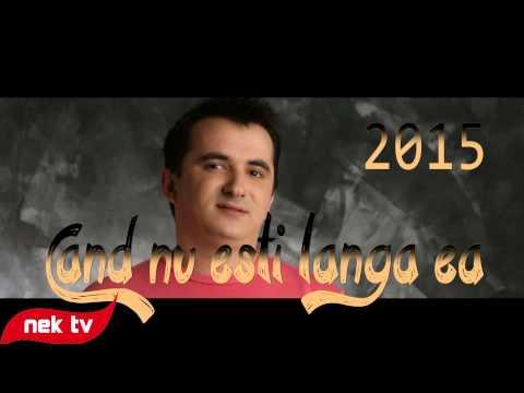 Nek - Cand nu esti langa ea [oficial audio] 2015